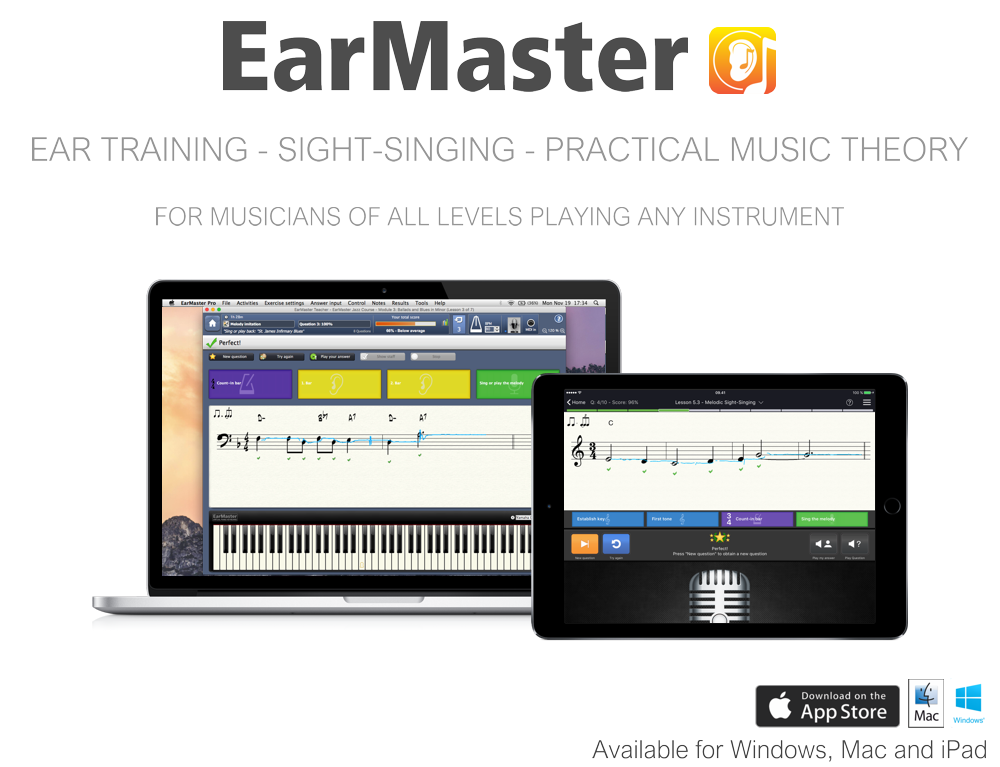 earmaster pc mac ipad