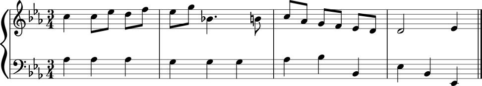 64 Transposition Changing Keys