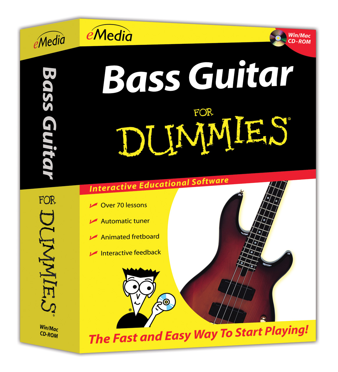 bass guitar for dummies. Black Bedroom Furniture Sets. Home Design Ideas