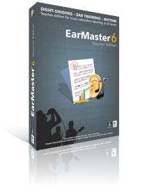 EarMaster 6 for educational use