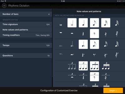 Sing to learn rhythm app