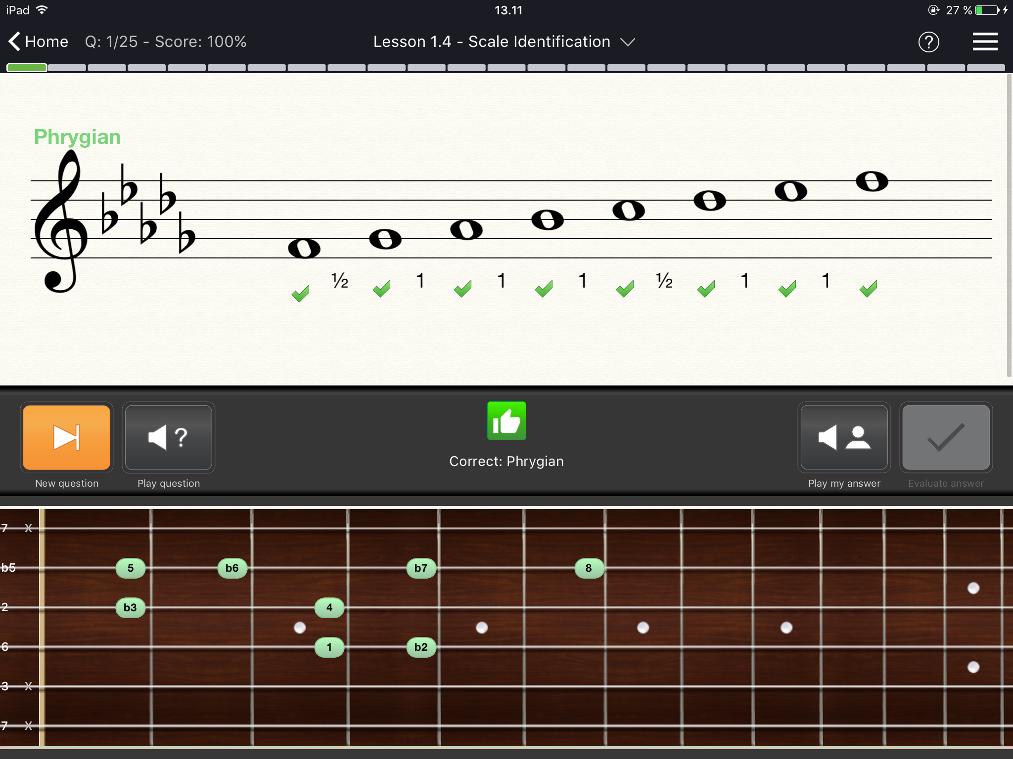 EarMaster for iPad