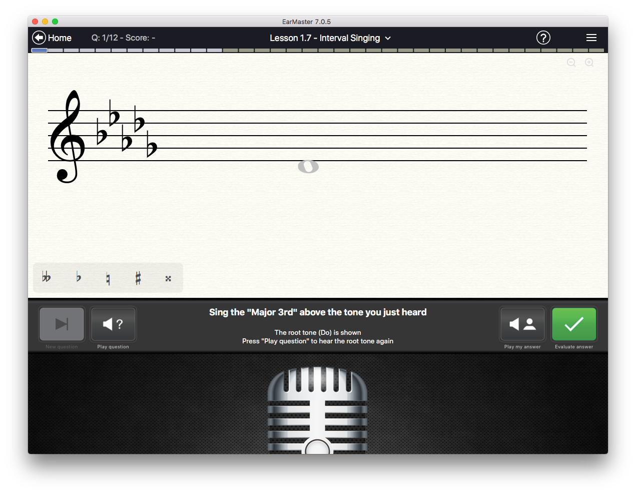 EarMaster Pro for Mac 5.0 序号版 – 著名的听音练耳软件-麦氪派